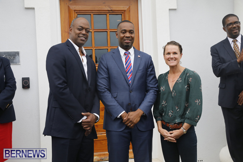 Motorcade celebrates champions Bermuda April 30 2018 (30)