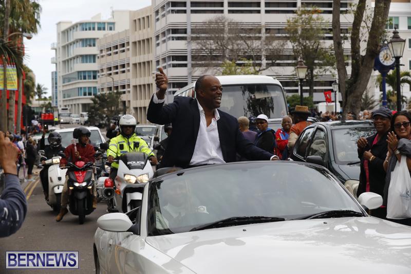 Motorcade celebrates champions Bermuda April 30 2018 (5)