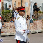 Peppercorn Ceremony St George's Bermuda, April 23 2018-7268