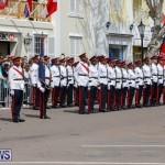 Peppercorn Ceremony St George's Bermuda, April 23 2018-7269
