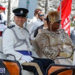 Peppercorn Ceremony St George's Bermuda, April 23 2018-7285