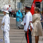 Peppercorn Ceremony St George's Bermuda, April 23 2018-7328