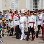 Peppercorn Ceremony St George's Bermuda, April 23 2018-7329