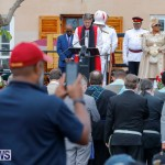 Peppercorn Ceremony St George's Bermuda, April 23 2018-7494