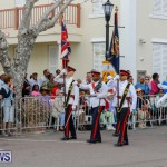 Peppercorn Ceremony St George's Bermuda, April 23 2018-7515