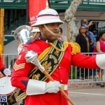 Peppercorn Ceremony St George's Bermuda, April 23 2018-7524