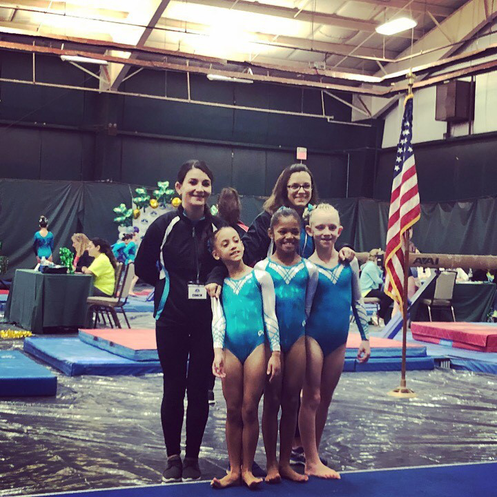 Quality Gymnastics Bermuda April 2018 (2)