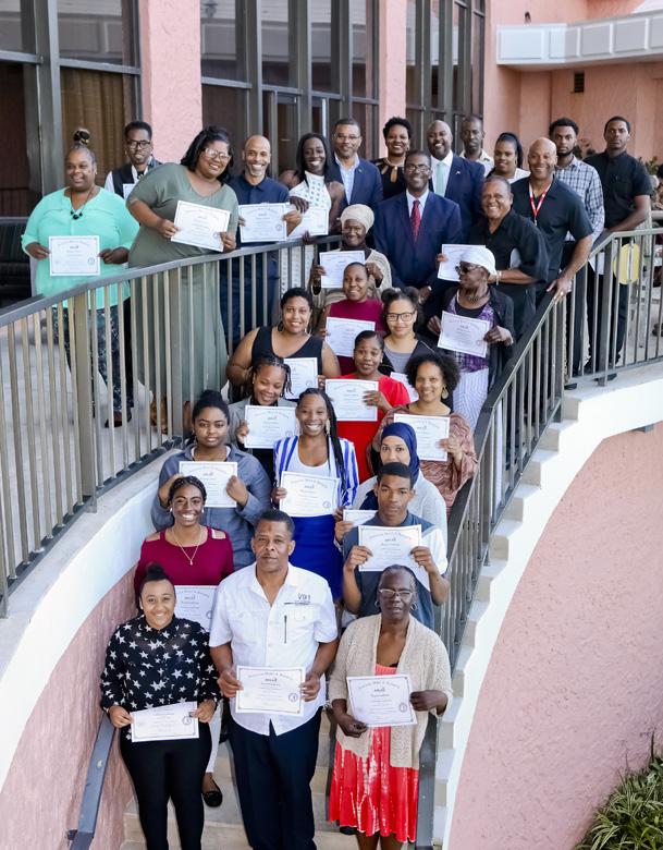 Room Attendant Certification Bermuda April 2018 (4)
