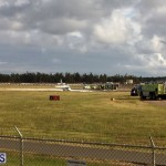 Scene At Airport Bermuda April 30 2018 (11)