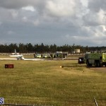 Scene At Airport Bermuda April 30 2018 (8)