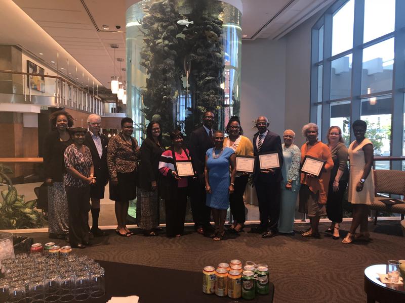 Seniors' Residential Care and Non-Profit Organizations Bermuda April 24 2018