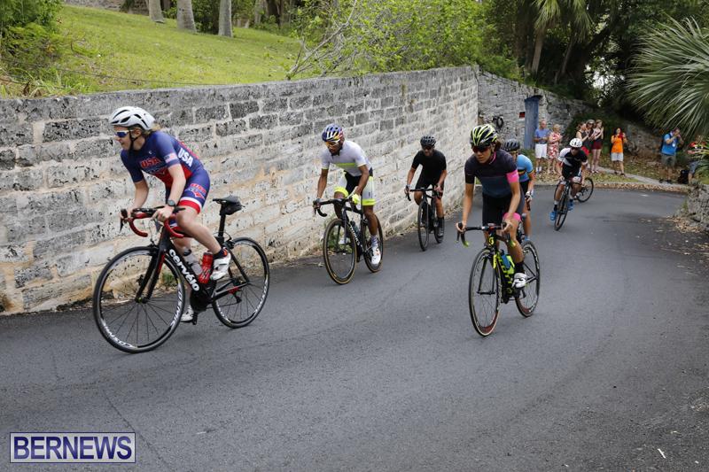 Triathlon Elite Athletes Familiarisation Ride Bermuda April 27 2018 (6)