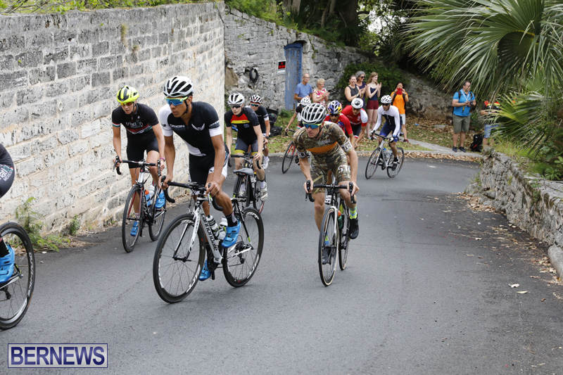 Triathlon Elite Athletes Familiarisation Ride Bermuda April 27 2018 (7)