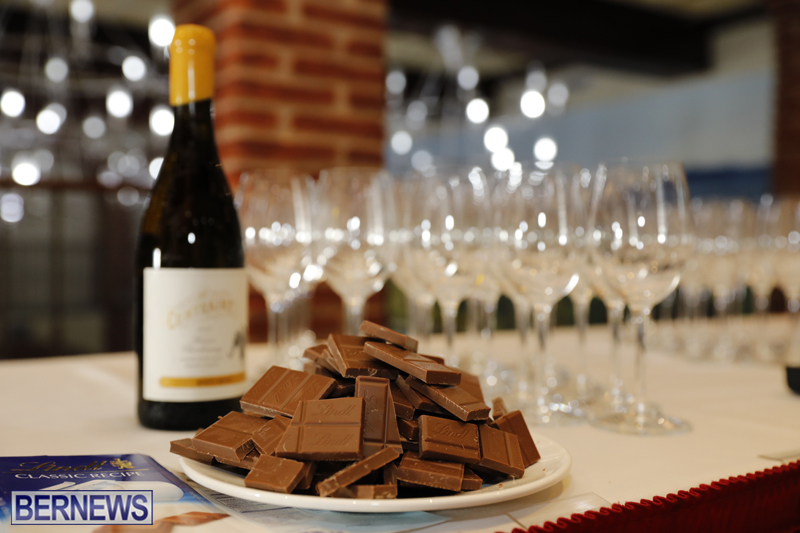 Wine & Chocolate Pairing Bermuda April 12 2018 (2)