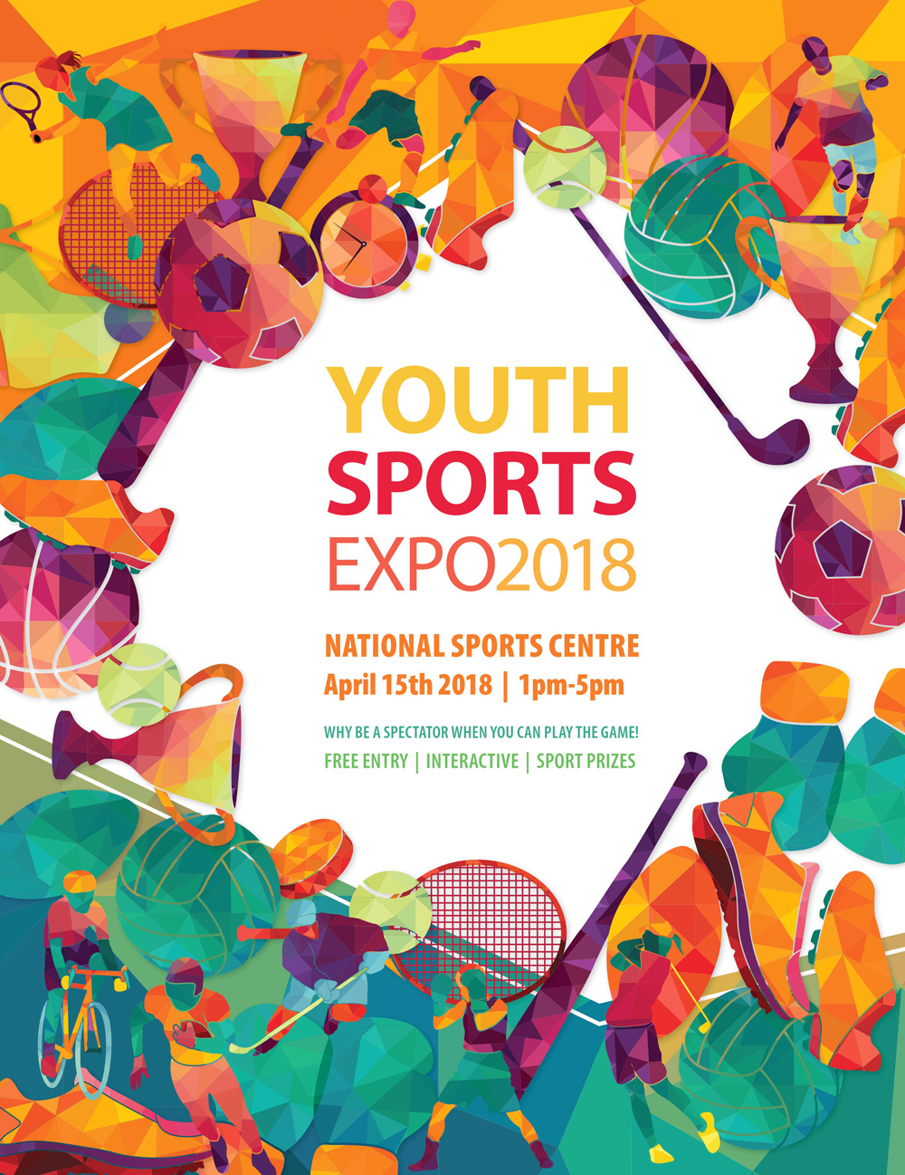 Youth sports expo Bermuda April 11 2018