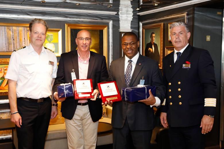 Zuiderdam Inaugural visit Bermuda April 26 2018 (3)
