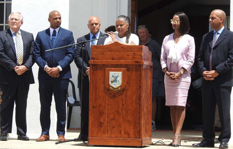 50th Anniversary Of Universal Suffrage Bermuda May 22 2018 (9)