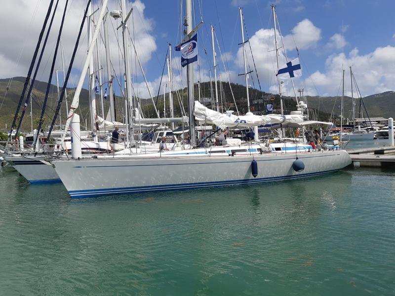 ARC Europe Bermuda May 9 2018