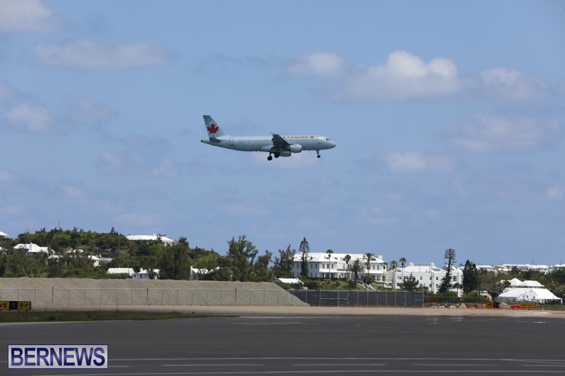 Air Canada Bermuda 70th Anniversary May 3 2018 (1)