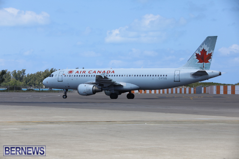 Air Canada Bermuda 70th Anniversary May 3 2018 (7)