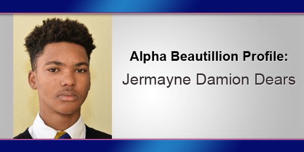 Alpha Beautillion Profile Jermayne Damion Dears Bermuda May 21 2018 TC