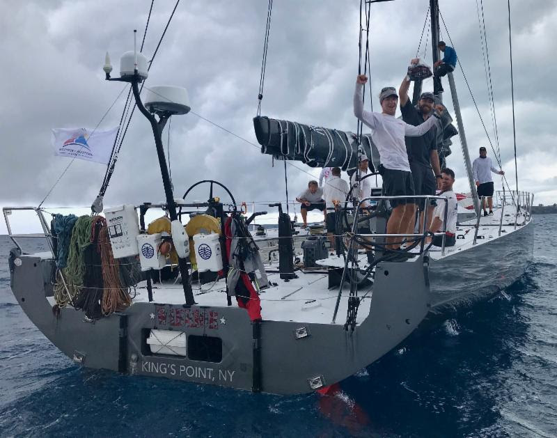 Antigua Bermuda Race - Day 4 02
