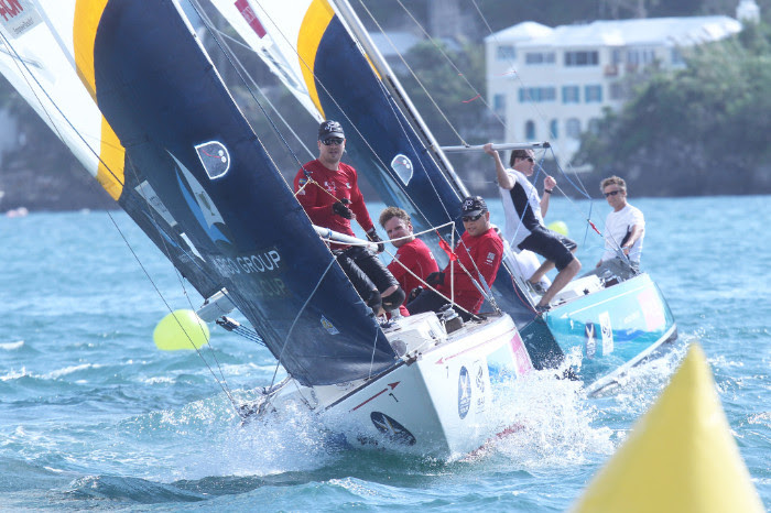 Argo Group Gold Cup Bermda May 7 2018