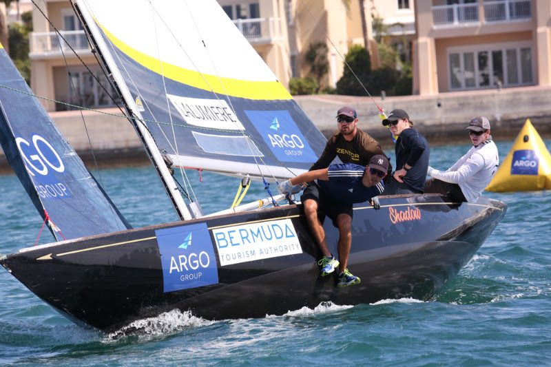 Argo Group Gold Cup Bermuda May 10 2018 2
