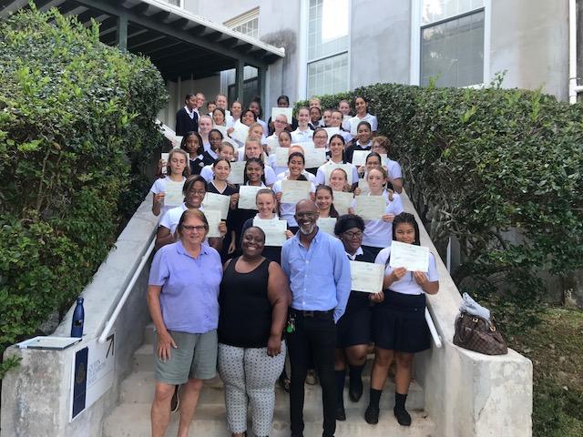 BHS Bermuda May 2018