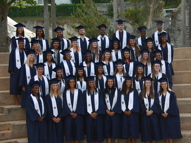 BHS Graduation Bermuda May 2018