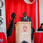 Bermuda College Graduation Commencement Ceremony, May 17 2018-5290