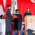 Bermuda College Graduation Commencement Ceremony, May 17 2018-5386