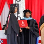 Bermuda College Graduation Commencement Ceremony, May 17 2018-5390