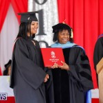 Bermuda College Graduation Commencement Ceremony, May 17 2018-5398