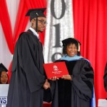 Bermuda College Graduation Commencement Ceremony, May 17 2018-5456