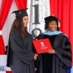 Bermuda College Graduation Commencement Ceremony, May 17 2018-5466