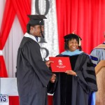 Bermuda College Graduation Commencement Ceremony, May 17 2018-5523