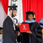 Bermuda College Graduation Commencement Ceremony, May 17 2018-5542