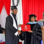 Bermuda College Graduation Commencement Ceremony, May 17 2018-5570