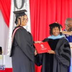 Bermuda College Graduation Commencement Ceremony, May 17 2018-5587