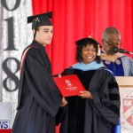 Bermuda College Graduation Commencement Ceremony, May 17 2018-5590