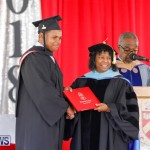 Bermuda College Graduation Commencement Ceremony, May 17 2018-5594