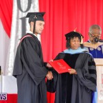 Bermuda College Graduation Commencement Ceremony, May 17 2018-5597