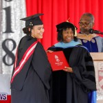 Bermuda College Graduation Commencement Ceremony, May 17 2018-5607