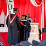 Bermuda College Graduation Commencement Ceremony, May 17 2018-5610
