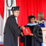 Bermuda College Graduation Commencement Ceremony, May 17 2018-5614