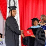 Bermuda College Graduation Commencement Ceremony, May 17 2018-5616