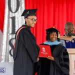 Bermuda College Graduation Commencement Ceremony, May 17 2018-5622