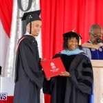 Bermuda College Graduation Commencement Ceremony, May 17 2018-5636