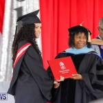 Bermuda College Graduation Commencement Ceremony, May 17 2018-5649